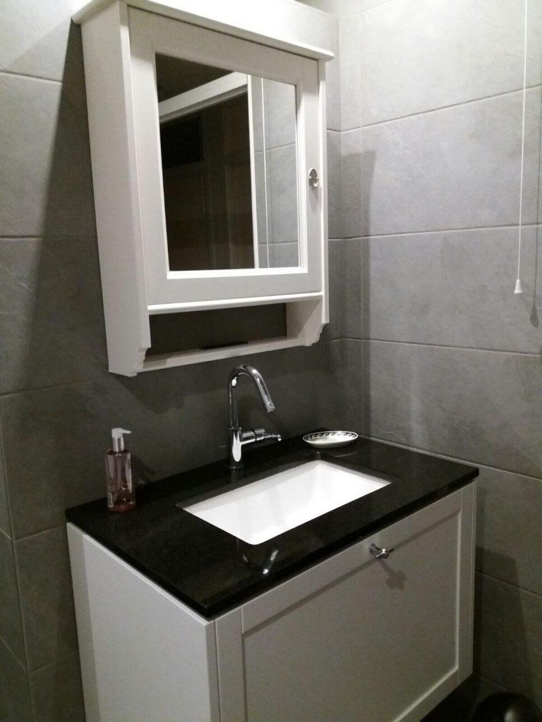 badkamer grijs wasmeubel