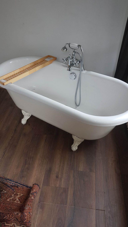 badkamer klasiek bad