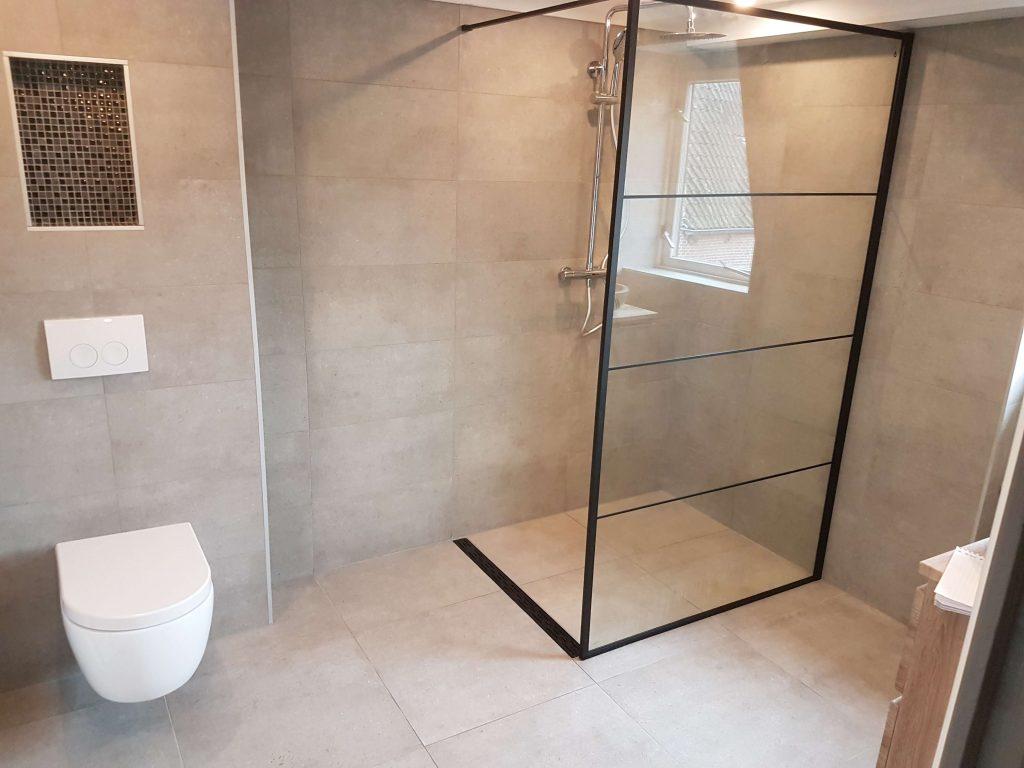 Badkamer januari 2020