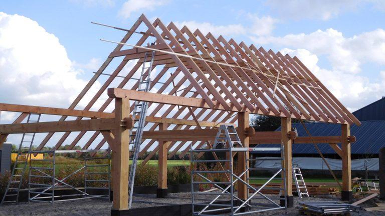 houtskelet frame