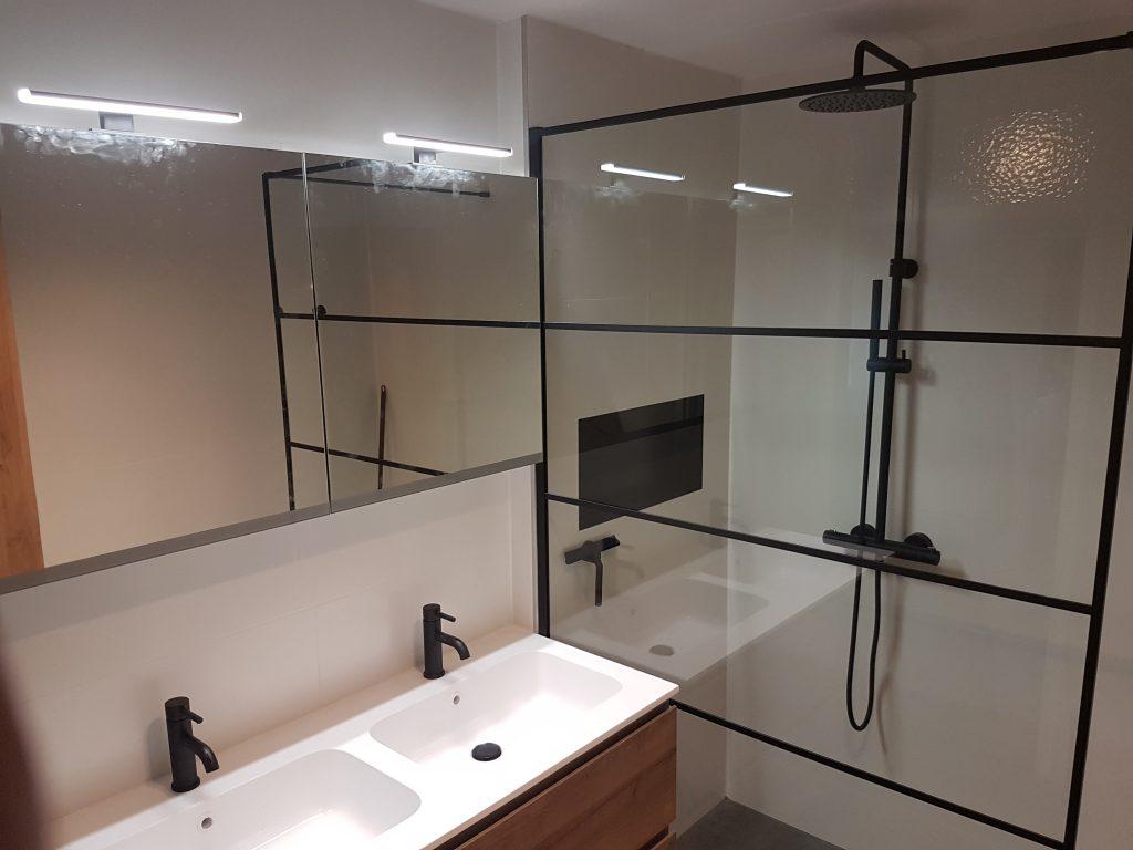 Badkamer augustus 2020